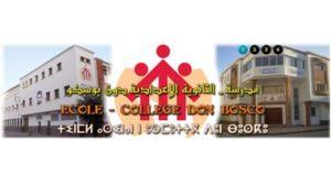 Don Bosco – KENITRA (Maroc)