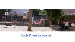 Ecole privée La Source –  St GERMAIN LAPRADE